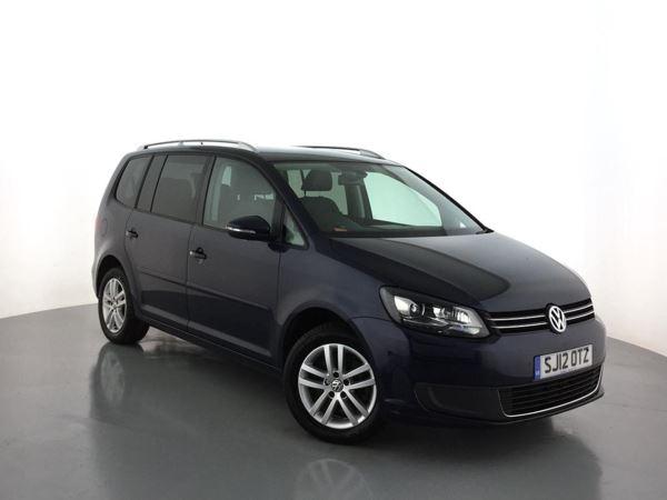 2012 (12) Volkswagen Touran 2.0 TDI BlueMotion Tech SE 5dr - MPV 7 SEATS 5 Door MPV