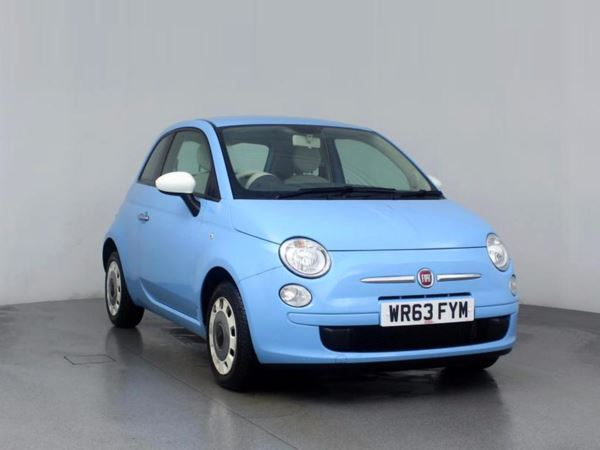 2013 (63) Fiat 500 1.2 Colour Therapy 3dr 3 Door Hatchback