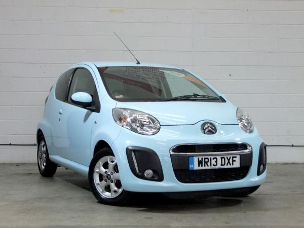 2013 (13) Citroen C1 1.0i VTR+ 3dr 3 Door Hatchback