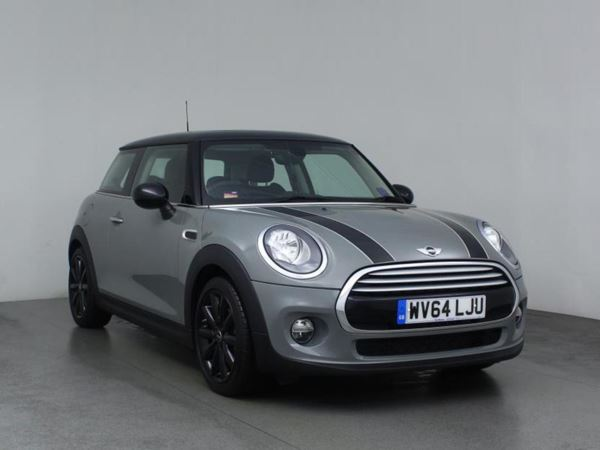 2014 (64) MINI HATCHBACK 1.5 Cooper 3dr 3 Door Hatchback