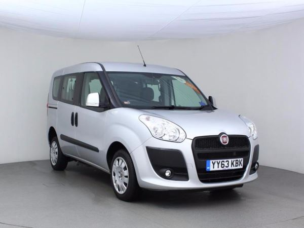 2013 (63) Fiat Doblo 1.4 16V MyLife - MPV 5 Seats 5 Door MPV