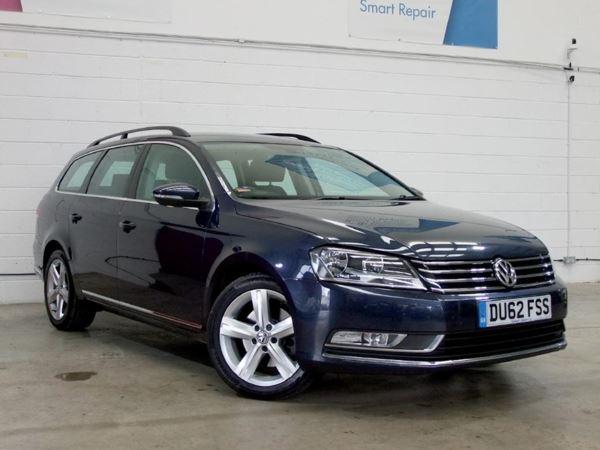2012 (62) Volkswagen Passat 2.0 TDI Bluemotion Tech SE 5 Door Estate