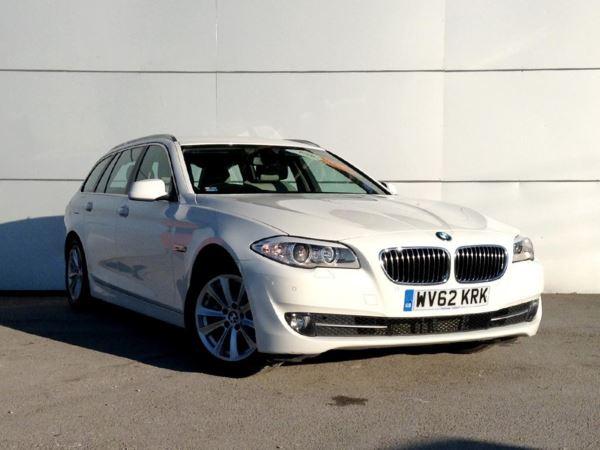 2012 (62) BMW 5 Series 520d SE 5dr Step Auto [Start Stop] 5 Door Estate