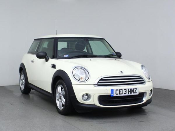 2013 (13) MINI HATCHBACK 1.6 One 3dr Auto 3 Door Hatchback