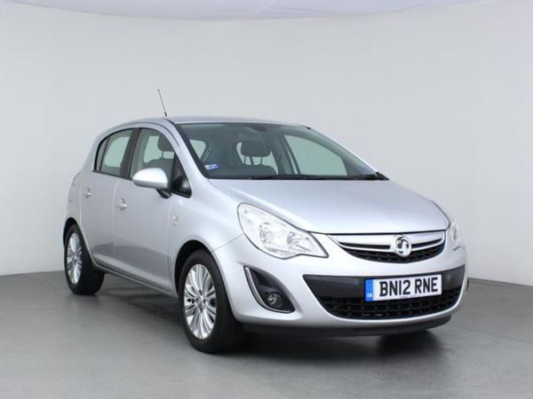 2012 (12) Vauxhall Corsa 1.4 SE Auto 5 Door Hatchback