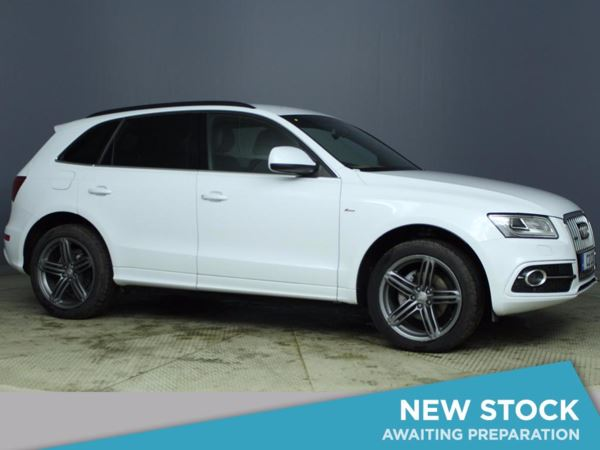 2013 (62) Audi Q5 2.0 TDI Quattro S Line Plus 5dr S Tronic 5 Door Estate