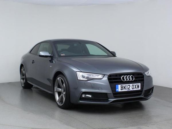 2012 (12) Audi A5 2.0 TDI 177 Black Edition 2 Door Coupe