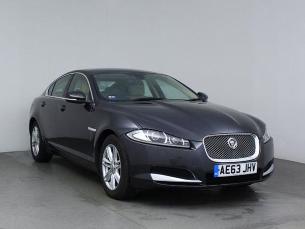 2013 (63) Jaguar XF 3.0d V6 Luxury Auto 4 Door Saloon