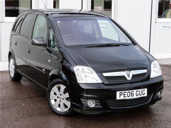 (2006) Vauxhall Meriva Design Semi-Auto AUTOMATIC - SUNROOF
