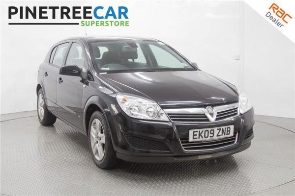 (2009) Vauxhall Astra 1.4i 16V Active 5dr