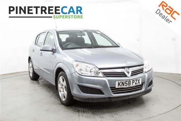 (2008) Vauxhall Astra Breeze