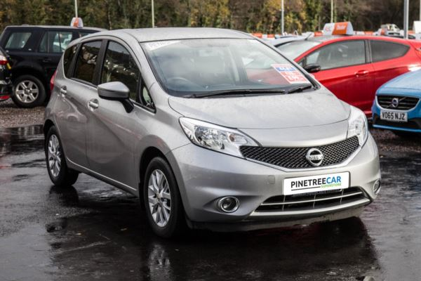 (2015) Nissan Note 1.5 dCi Acenta 5dr