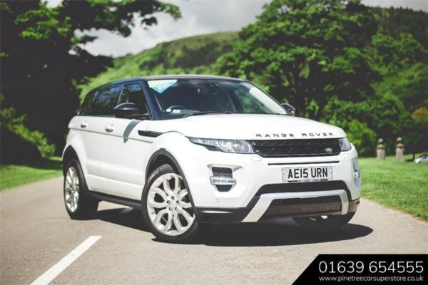 (2015) Land Rover Range Rover Evoque 2.2 SD4 Dynamic 5dr Auto [9]