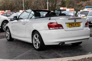 BMW 1 Series 118d Exclusive Edition 2dr