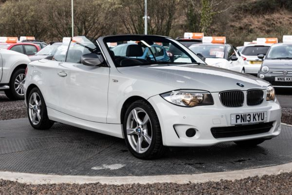 (2013) BMW 1 Series 118d Exclusive Edition 2dr