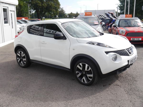 (2013) Nissan Juke 1.5 dCi N-TEC 5dr NAV - BLUETOOTH - CAMERA