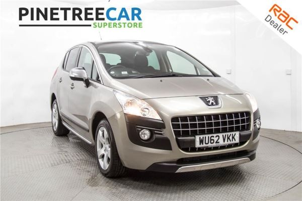 (2012) Peugeot 3008 Exclusive 1.6HDi 5dr