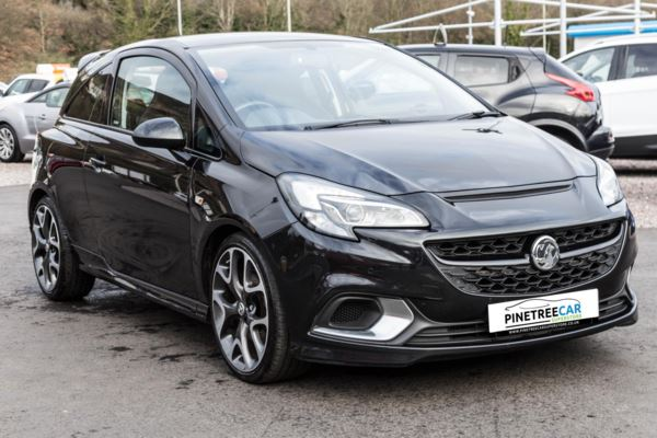 (2015) Vauxhall Corsa 1.6T VXR 3dr
