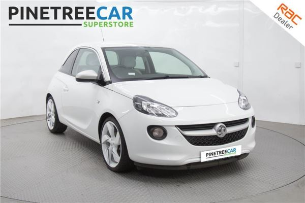 (2014) Vauxhall Adam 1.4i White Edition 3dr