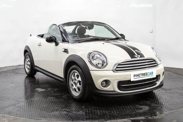 (2015) MINI Roadster 1.6 Cooper Roadster 2dr Pepper Pack