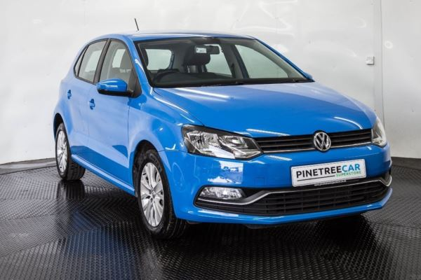 (2015) Volkswagen Polo 1.0 BlueMotion Tech SE (s/s) 5dr 20 Road Tax