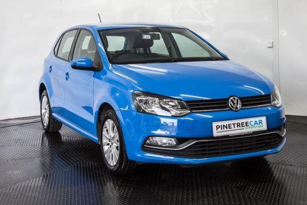 (2015) Volkswagen Polo 1.0 BlueMotion Tech SE (s/s) 5dr