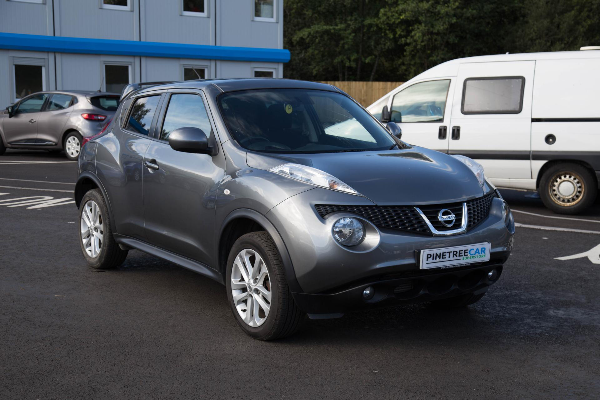 Amazing Nissan Juke Front Tracking Source · Used Nissan Juke 1 5 DCi Acenta 5dr  Premium Pack 5 Doors Hatchback