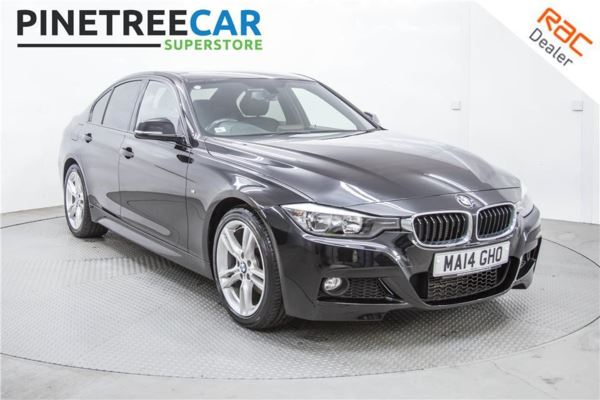 (2014) BMW 3 Series 320d M Sport 4dr