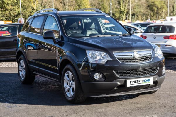 (2015) Vauxhall Antara 2.2 CDTi Exclusiv 5dr [2WD] [Start Stop]