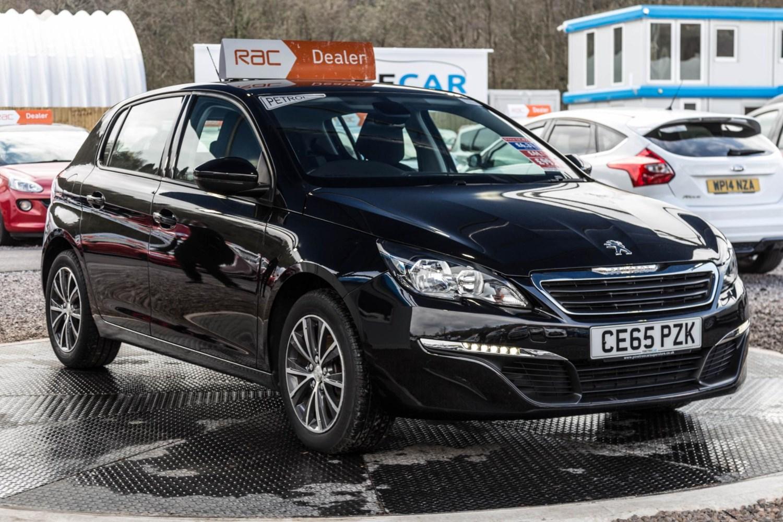 Peugeot 308 1.6 VTi Sport 5dr
