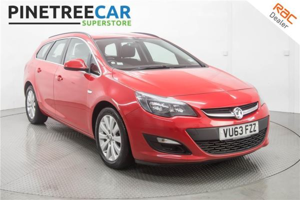 (2014) Vauxhall Astra Tech Line Cdti Ecfl