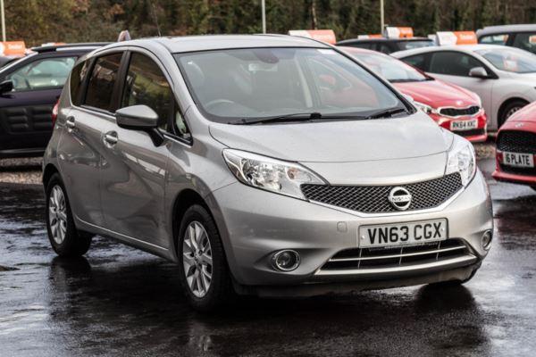 (2013) Nissan Note 1.2 Acenta Premium 5dr