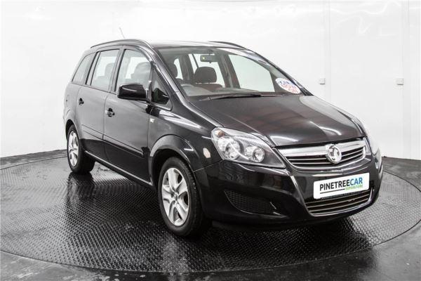(2013) Vauxhall Zafira Exclusiv 1.6
