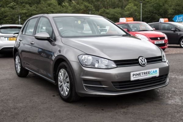 (2013) Volkswagen Golf 1.6 TDI BlueMotion Tech 5dr SERVICE HISTORY - FREE TAX