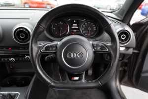 Audi A3 2.0 TDI S Line 5dr (150)