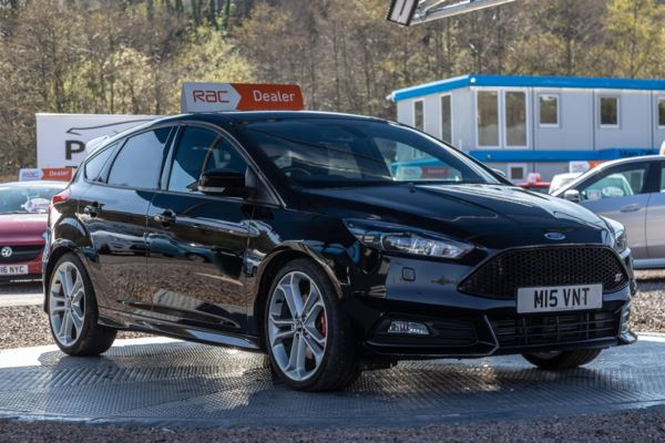 (2016) Ford Focus 2.0 TDCi 185 ST-3 5dr
