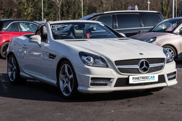 (2013) Mercedes-Benz SLK SLK 250 CDI BlueEFFICIENCY AMG Sport 2dr Tip Auto
