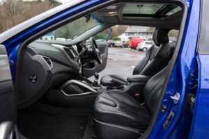 Hyundai Veloster 1.6 GDi Sport 4dr
