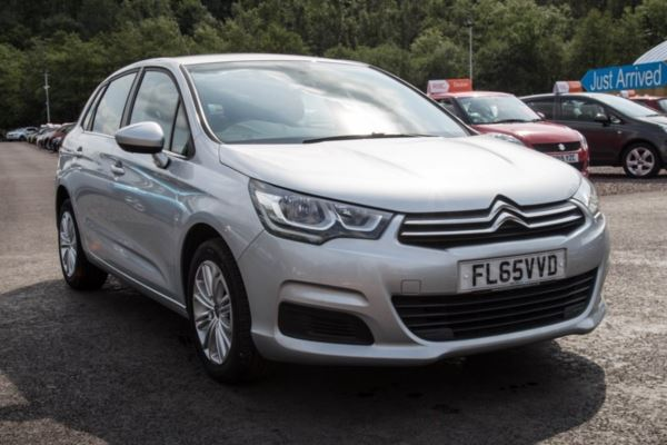 (2015) Citroen C4 1.6 BlueHDi Feel 5dr