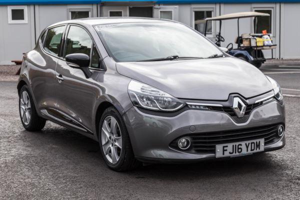 (2016) Renault Clio 1.5 dCi 90 Dynamique MediaNav Energy 5dr