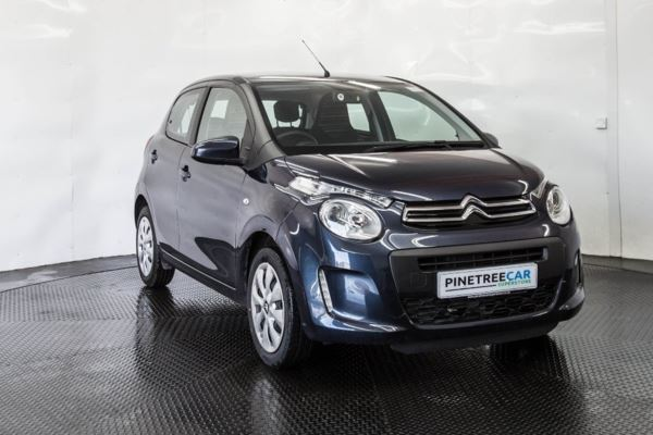 (2015) Citroen C1 1.0 VTi Feel 5dr FREE TAX - LOW INSURANCE