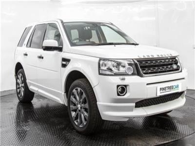 (2014) Land Rover Freelander Dynamic Td4 2.2 5Dr