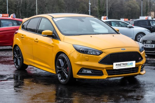 (2017) Ford Focus 2.0T EcoBoost ST-3 5dr