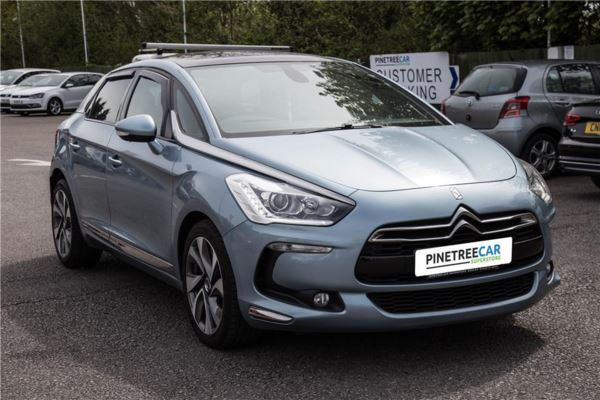 (2013) Citroen DS5 Dstyle Hdi 2.0 5Dr