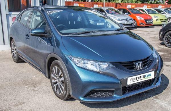 (2014) Honda Civic 1.6 i-DTEC SE-T 5dr SAT NAV - BLUETOOTH