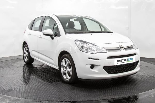 (2016) Citroen C3 1.6 BlueHDi Edition 5dr LOW TAX - OVER 60 MPG