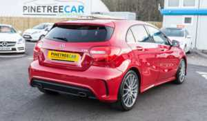 Mercedes-Benz A Class A180 CDI BlueEFFICIENCY Sport 5dr