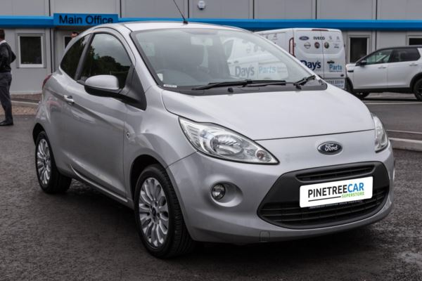 (2013) Ford KA 1.2 Zetec 3dr [Start Stop]