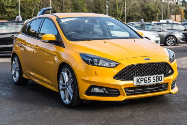 (2015) Ford Focus 2.0 TDCi 185 ST-3 5dr