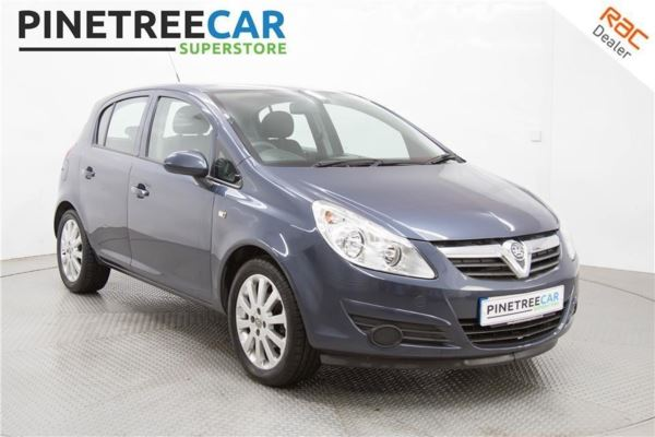 (2010) Vauxhall Corsa Exclusiv Auto